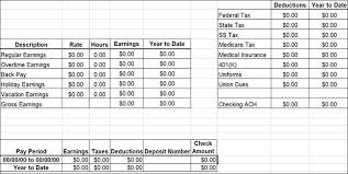 pay stub example sample pay stub instant online pay stubs pay