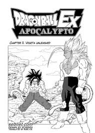 Top Five Best Dragon Ball Fan Mangas Dragonballz Amino