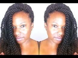 cuban twist hair natural hair havana twist using freetress equal cuban twist hair