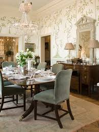 Traditional Wooden Kitchen Chairs by Atlanta Velvet Dining Chairs Room Traditional With Chandelier