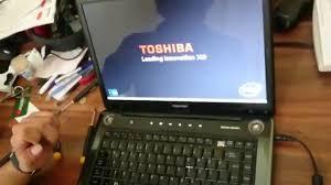 l300 reset bios password toshiba satellite a300 bios reset youtube