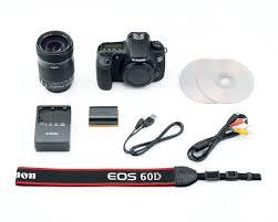 dslr eos 60d canon usa