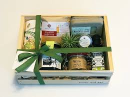 california gifts the market box from poppy and oak goods northern california gifts