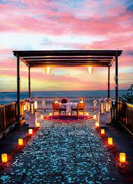 create your own romance with anantara uluwatu u0027s dining by design