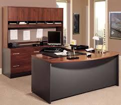 white u shaped desk with hutch u2014 all home ideas and decor u