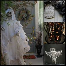 lighted halloween decorations furniture u0026 accessories handmade spider web spooktacular outdoor