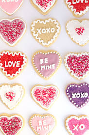 valentines day cookies 26 s day cookie recipes easy ideas for s cookies
