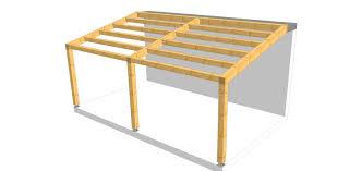 preventivo tettoia in legno amazing tettoia in legno dwg wj02 pineglen con tettoia in legno