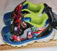 boys size 3 light up shoes marvel us size 7 medium width shoes for boys with lights ebay