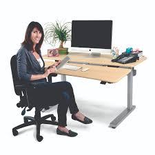 Anthro Sit Stand Desk by Ergotron Mvjb60ss Anthro Elevate Adjusta Standing Desk
