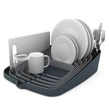 kitchen sink drainer discover the joseph joseph arena dish drainer grey at amara