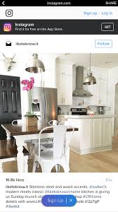 Mixed Metals Kitchen by Pin By Diana Brock On New Home Pinterest