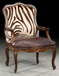 Zebra Accent Chair Wild Zebra Accent Chair 43