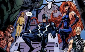 inhumans series release date set for imax abc premiere collider