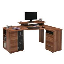 Corner Pc Desk Awesome Corner Computer Table Designs Ideas Liltigertoo