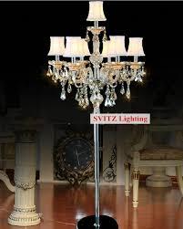 Cheap Crystal Floor Lamps Online Get Cheap Tall Sofa Aliexpress Com Alibaba Group