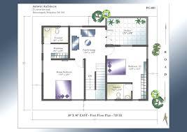 vastu house floor plans for south facing plot floordecorate com