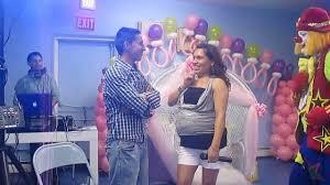 payasos en new york baby shower viva ecuador 718 589 0492 youtube