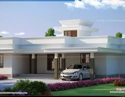 Florida Home Plans With Pictures Roof Small Flat Roof Home Plans Beautiful Modern Flat Roof House