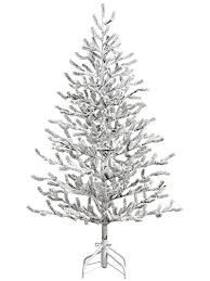 artificial trees alpine tree snowed 5 ft