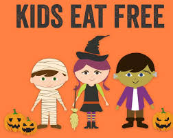 free halloween pics 11 kids eat free offers for halloween 2016