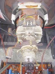 obsolete technology tellye mivar 20l1t chassis tv3492 crt tube