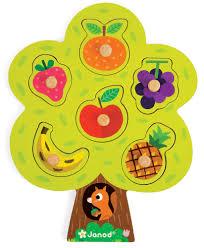 janod store janod fruit tree puzzle