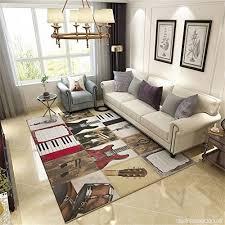 table basse chambre q tapis rectangulaire créatif nordique salon table basse chambre à