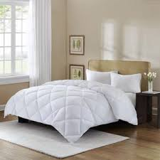 Comforter Thread Count Cannon Down Alternative 240 Thread Count Microcell Comforter