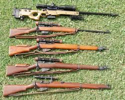 british sniper rifles through the 20th u0026 21st century from the