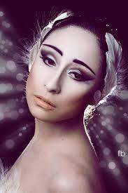 White Swan Halloween Costume White Swan Makeup Heartbreaking Inspiration Studio