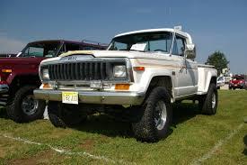 jeep j truck 1982 jeep j 10 sportside truck license plate 82 flickr