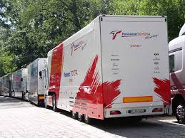 mclaren truck team trucks monza 2007 2 u2013 f1 fanatic