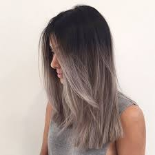 best way to blend gray hair into brown hair best 25 ash grey hair ideas on pinterest grey brown hair ash