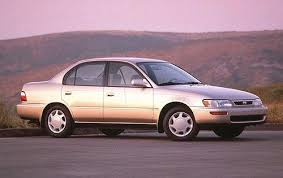 used 1996 toyota corolla for sale pricing features edmunds