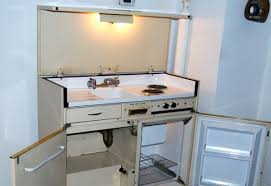 All In One Kitchen Sink And Cabinet by Vintage All In One Kitchenette