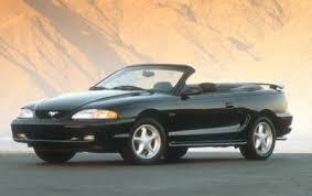 1998 convertible mustang used 1998 ford mustang convertible features specs edmunds