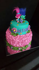 How To Decorate Birthday Party At Home by 65 Best Troll Cakes Images On Pinterest Trolls Cakes Troll