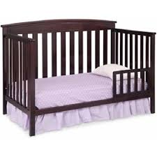 Convertible Crib To Bed Delta Children Gateway 4in1 Convertible Crib Chocolate