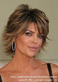 lisa rinna hair stylist photo gallery of short to mid length layered hairstyles viewing 9