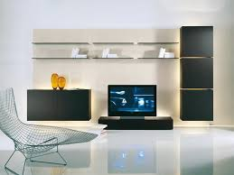 shelf decorations living room living room design with contemporary shelves furniture light by