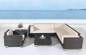 Outdoor Patio Furniture 24 Outdoor Patio Sofa Sets Electrohome Info