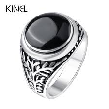 aliexpress buy real brand italina rings for men hot rock rings for men personality jewelry accessories color