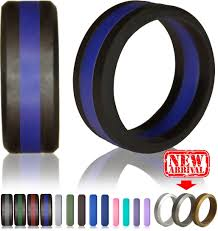 rubber wedding rings for silicone wedding rings by knot theory canadian award winning