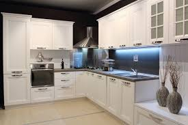 Sleek Modular Kitchen Designs l shaped bespoke decor sleek modular kitchens kochi kerala