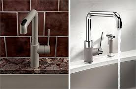 blanco faucets kitchen blanco silgranit ii truffle faucet collection from blanco