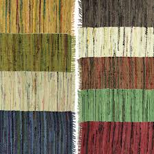 Country Apple Rugs by Primitive Country Cotton Woven Rugs From India Home Fashions