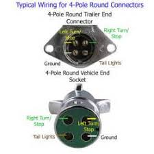 wiring diagram for 4 prong round trailer plug u2013 the wiring diagram