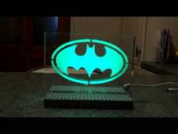 cool light up things make an l e d emblem light youtube