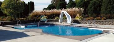 Backyard Leisure Pools by Inground Pools Leisure Aquatic Products Byron Mn